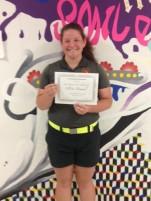 2017__FAA scholarship award winner Olivia Hammel
