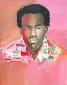 Portrait by Sara Lemlin