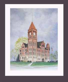 """Jefferson County Court House"""