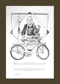 """Bill La Rue – Sunday Bike"""