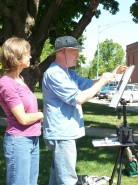 Master artist John Preston instructs on-going painting classes at the FAA Studio at Fairfield Arts & Convention Center and onsite plein air.